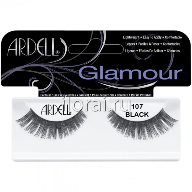 Накладные ресницы «Glamour» Ardell 588db88972f
