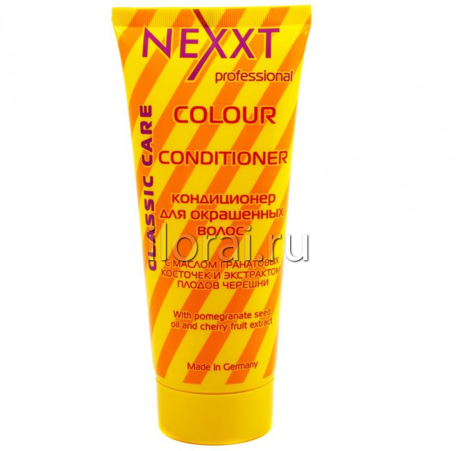 Кондиционер для окрашенных волос NEXXT 200 мл
