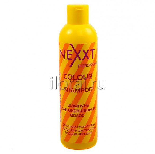 Шампунь для окрашенных волос COLOUR SHAMPOO NEXXT 250 мл