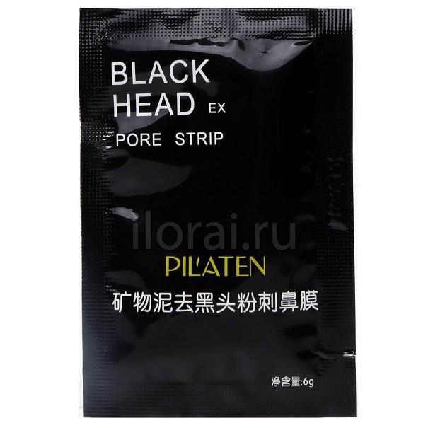 Черная маска-пленка от черных точек Pilaten Black Mask 444cff2deba