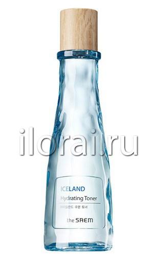 Тоник для лица увлажняющий ICELAND The Saem 160мл